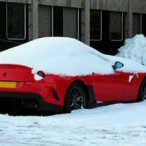 Ferrari -  SNOW