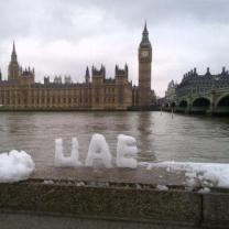 لندن والامارات